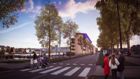 Siège social de la CBC Banque à Namur_4