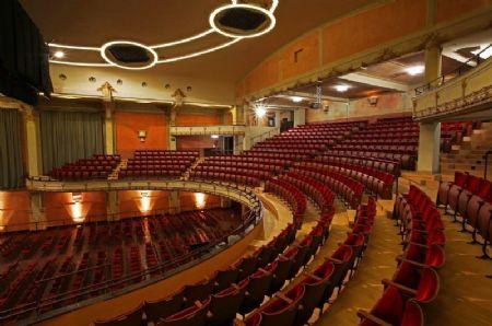 Renovatie oude cinemazaal de ROMA_1