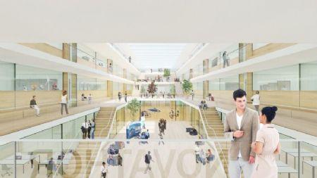 T2-campus in Thor Park Genk_2