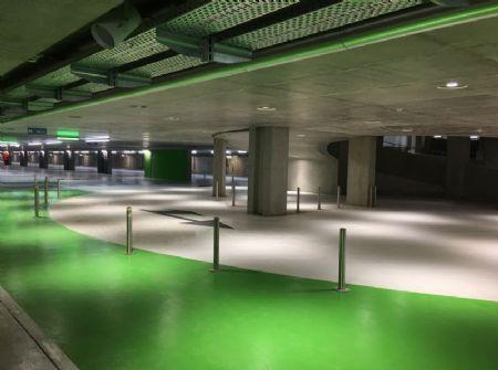 Ondergrondse parking station Mechelen_20