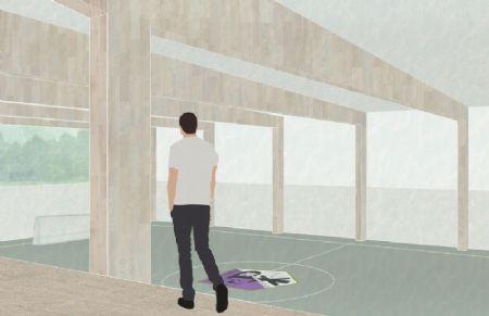Nieuw jeugdcomplex en indoorsoccerhal Patro Eisden_4