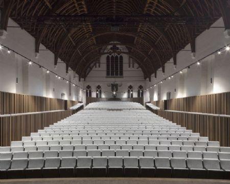 Vernieuwing concertzaal Muziekcentrum De BIjloke_2