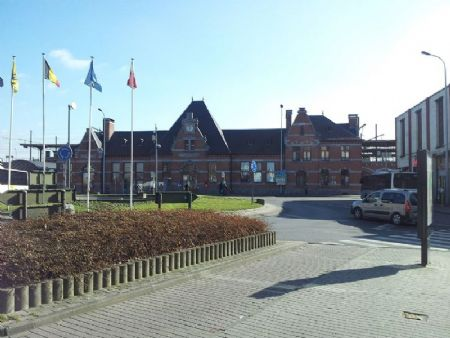 Renovatie station Vilvoorde_1