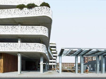 Parkeergebouw van AZ Sint-Lucas & Volkskliniek _10