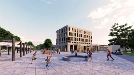 Nieuwe campus Sint Oda in Pelt_2