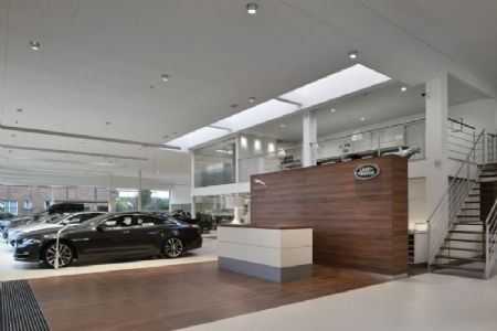 Rénovation de la concession Jaguar Land Rover_7