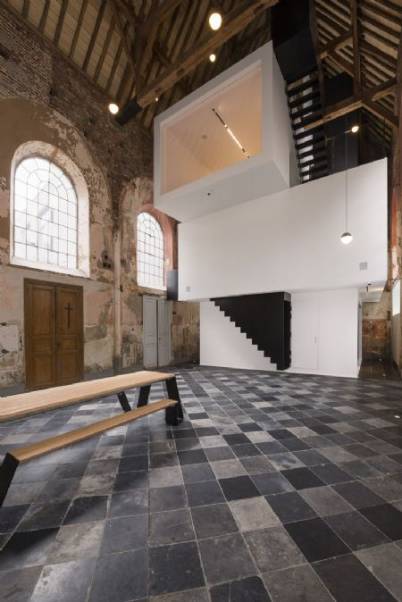 Kapel De Waterhond - Architectenbureau Klaarchitectuur_1