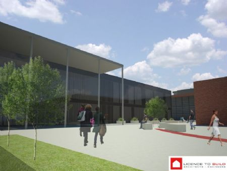 Nieuw sportcomplex British School Brussels_4