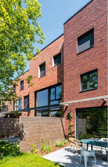 Cohousing Bloemekenswijk Gent_2