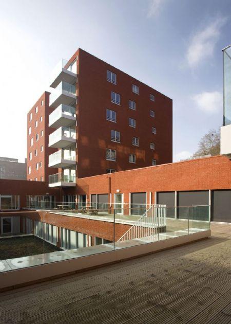 De Latten: gemengd complex in de Vaartkom in Leuven_2