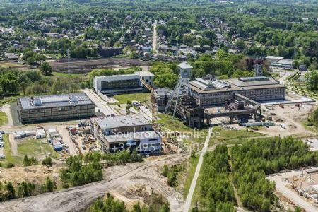 Bedrijvenpark Waterschei / Energyville_2