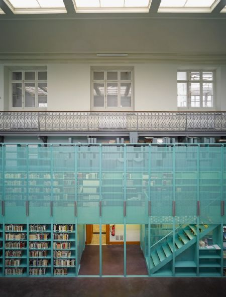 Transformatie bibliotheek Architectuur UGent_4