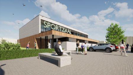 Nieuwbouw basisschool en sportzaal Beekheemden_4