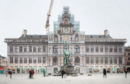 Stadhuis Antwerpen: renovatie en restauratie_7