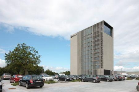 Immeuble de bureaux Skyline communications_4