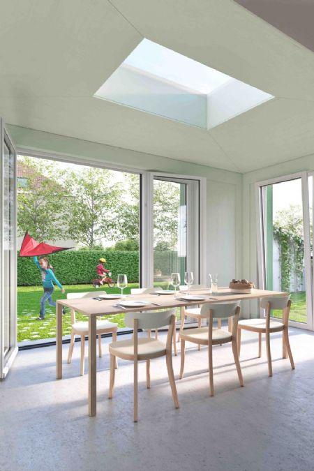 Rénovation abordable d'un logement ouvrier à Anderlecht_2