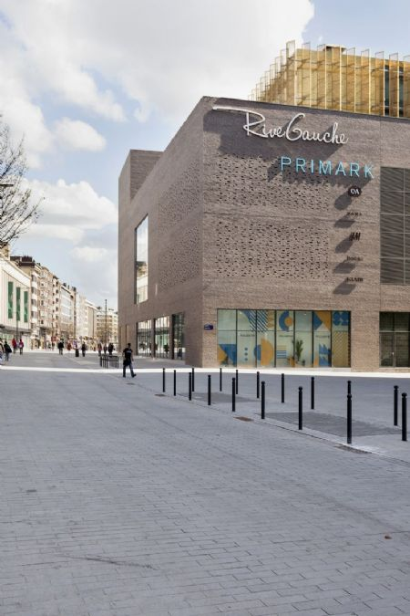 Shopping center Rive gauche_5