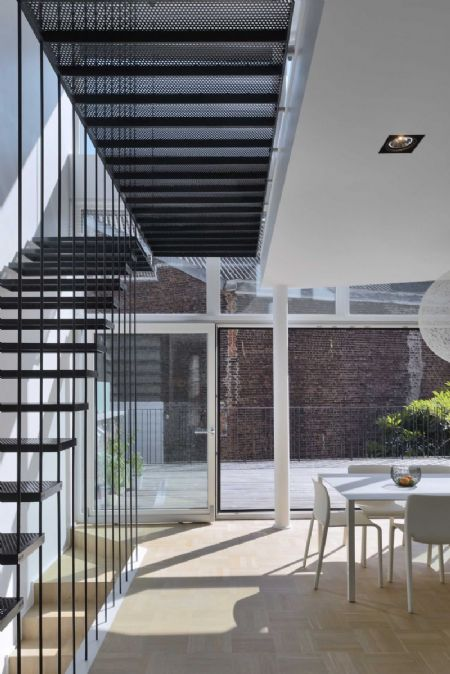 Immeuble de logements passifs à Ixelles, lauréat BATEX_10