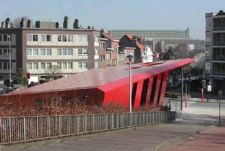 Metrostation Koning Boudewijn_6