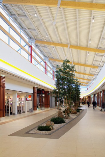 Waasland Shopping Center_1