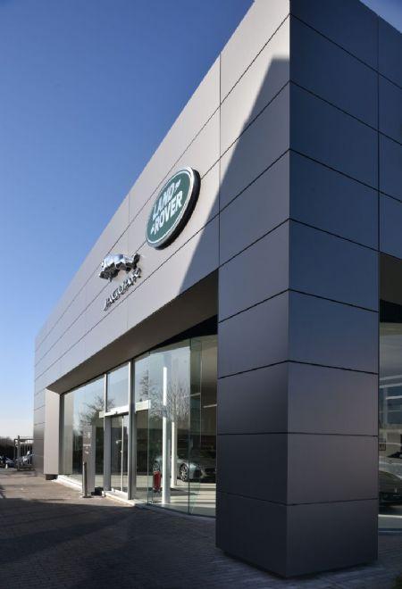 Rénovation de la concession Jaguar Land Rover_3