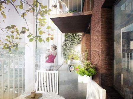 Residentiële Toren Antwerpen_4