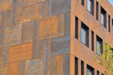 Immeuble de bureaux à Anderlecht_1