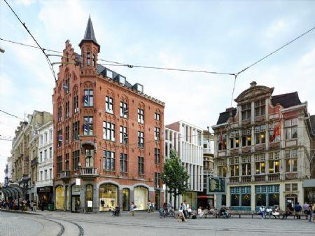 Renovatie winkelpanden Veldstraat-Korenmarkt_1