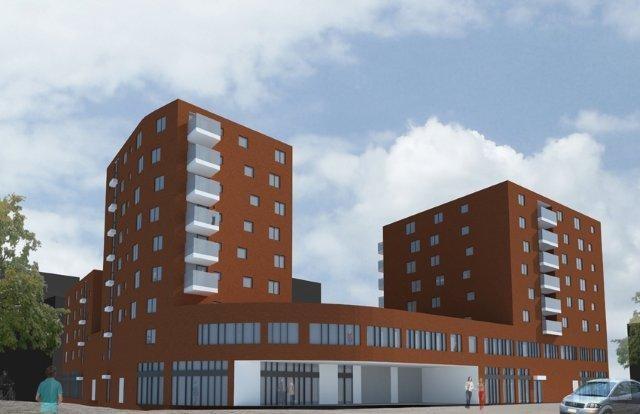 Appartementsgebouw Vaartkom_3