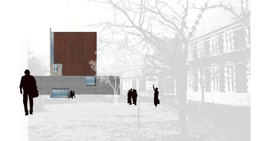 Verbouwing Brouwershuis Dominikanen tot auditorium  voor St. Lucas in Gent_2