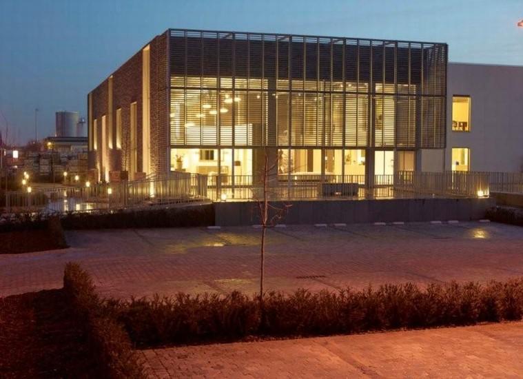 Nieuw kantoorgebouw Beltrami_1