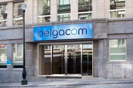 Herinrichting inkomhal Belgacom_1