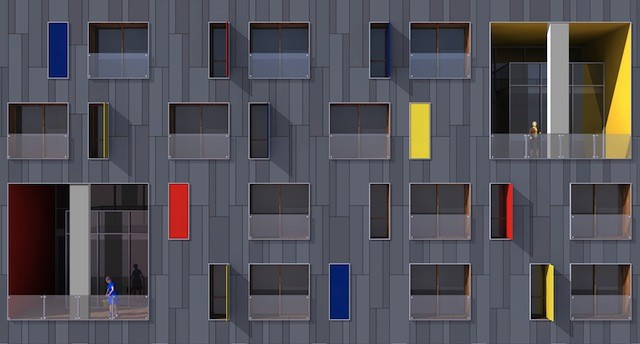 Immeuble multifonctionnel Den Brandt_2