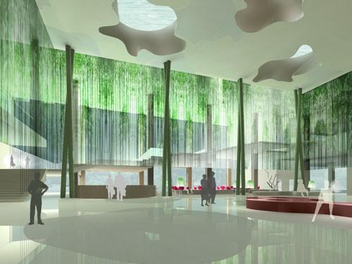 Baiyun International Congress Centre China_2