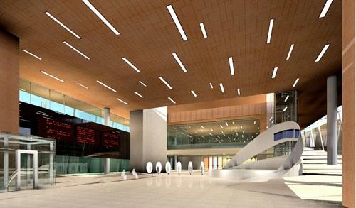 Baiyun International Congress Centre China_6