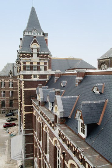 Renovatie van het college van Maasmechelen_6