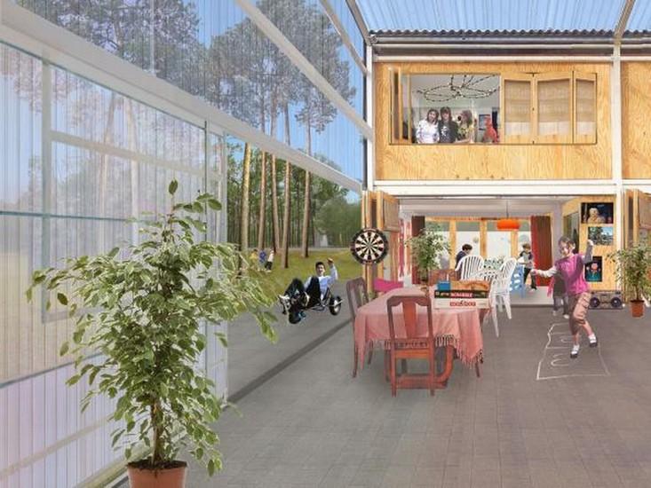 Jongerencentrum Gigos Nieuw Sledderlo_4