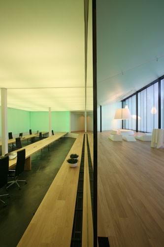 Kantoren, showroom en werkatelier Eden Design_9