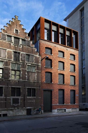 Reconversie pakhuis voor SD Worx Antwerpen _5
