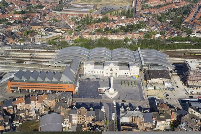 Gare de Louvain_4