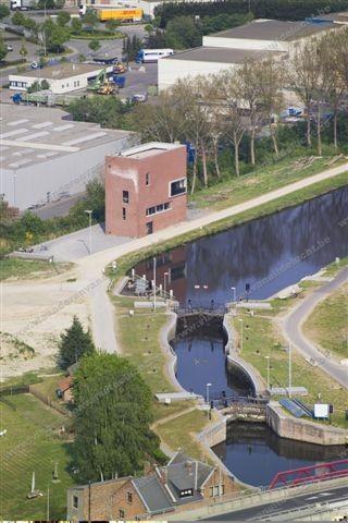 Poste de commande des écluses Kampenhout_1