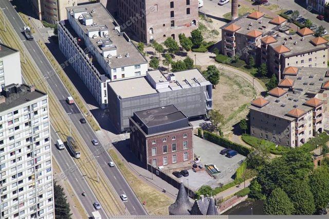 Nieuw VKW gebouw aan Rabot_5