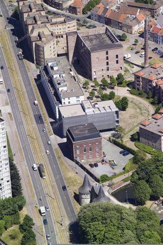Nieuw VKW gebouw aan Rabot_6