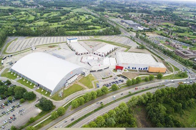 Grenslandhallen - Ethias Arena - Plopsaland Indoor _4