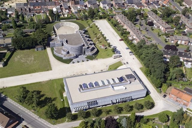 Centre administratif Bonheiden/centre culturel Blikveld_6