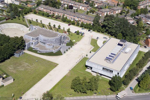 Centre administratif Bonheiden/centre culturel Blikveld_7