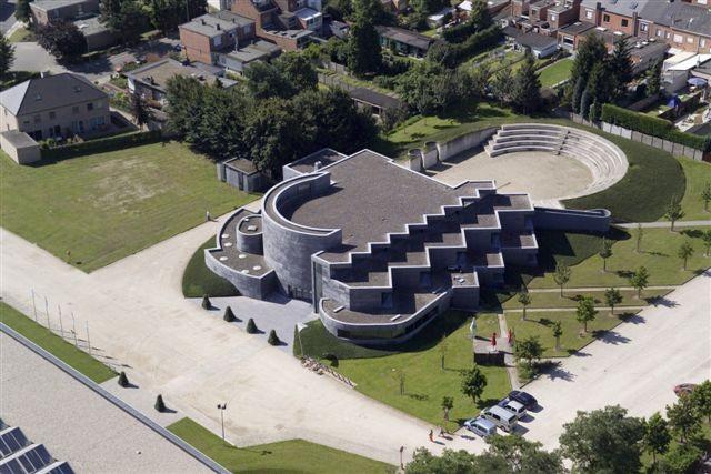Centre administratif Bonheiden/centre culturel Blikveld_8