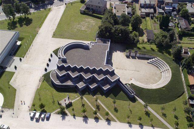 Centre administratif Bonheiden/centre culturel Blikveld_9