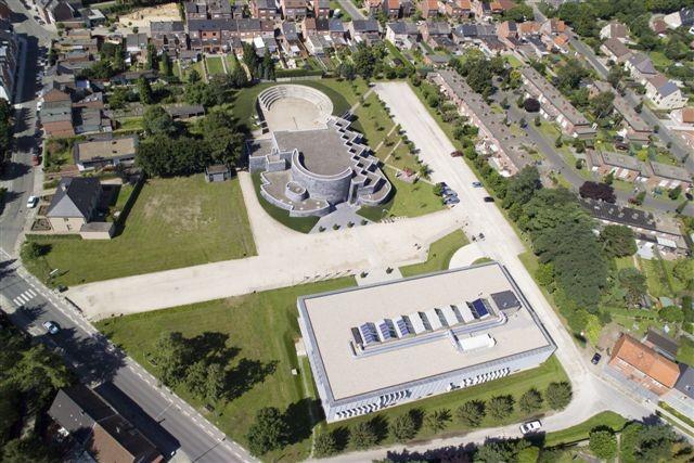 Centre administratif Bonheiden/centre culturel Blikveld_10