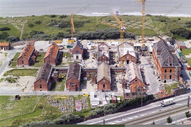 Residentieel project op site van oud militair hospitaal_2